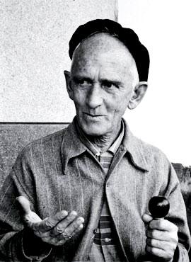 Fernando González Ochoa - Fotografía por Guillermo Angulo - 1959