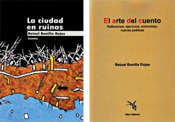 Libros de Betuel Bonilla Rojas