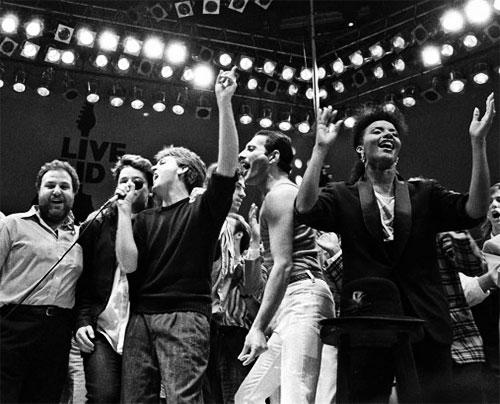 Live Aid 85