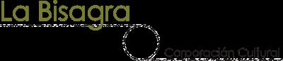 Logo de la Corporación Cultural La Bisagra