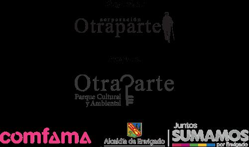 Logos del Parque Cultural y Ambiental Otraparte