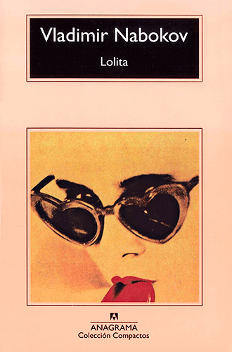 Portada del libro «Lolita» de Vladimir Nabokov