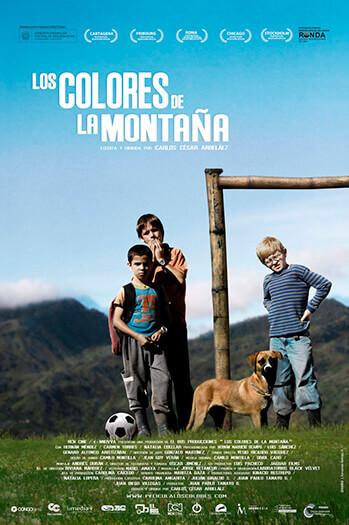 Los colores de la montaña - Carlos César Arbeláez