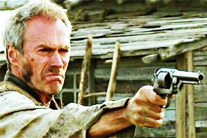 Los imperdonables - Clint Eastwood