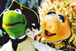 Los Muppets en la isla del tesoro - Brian Henson