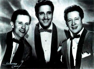 Los Panchos - Moreno, Navarro, Gil (1951 - 1952)