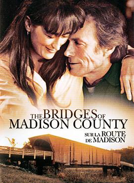 Los puentes de Madison - Clint Eastwood