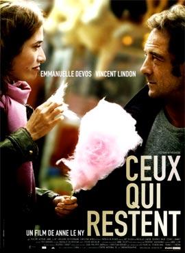 Los que quedan - Anne Le Ny
