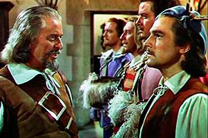 Los tres mosqueteros - Georges Sidney