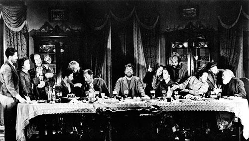 Viridiana de Luis Buñuel