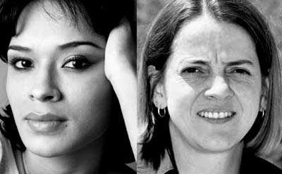 Lucía Estrada y María Clemencia Sánchez en Otraparte
