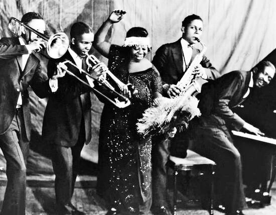 Ma Rainey Georgia Jazz Band