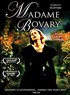 Madame Bovary - Claude Chabrol