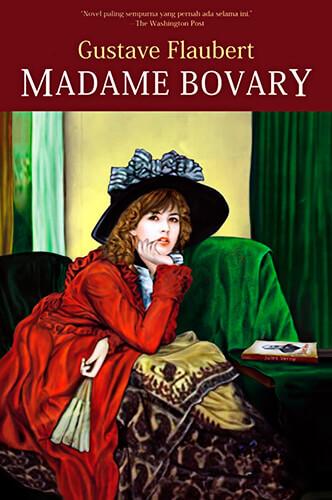 Portada del libro «Madame Bovary» de Gustave Flaubert