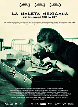 La maleta mexicana - Trisha Ziff