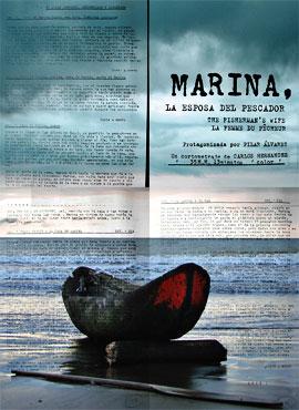 Marina, la esposa del pescador - Carlos Hernández