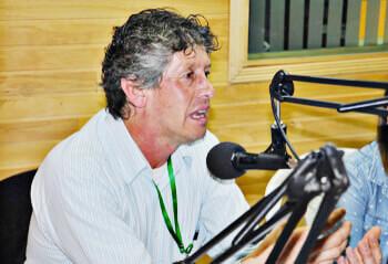 Maestro Mario Delgado Arana, Secretario de Cultura de Chía