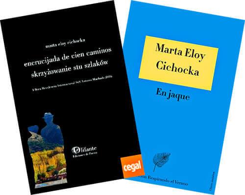 Libros de Marta Eloy Cichocka