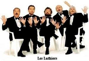 Mastropiero que nunca - Les Luthiers