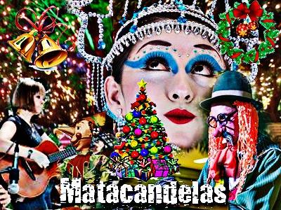 Villancicos y Navidad con Matacandelas 2013