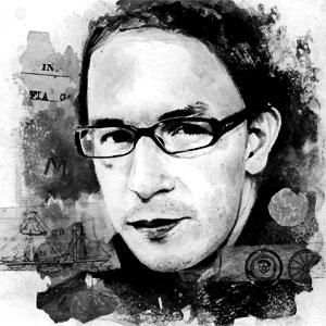 Mauricio Quintero - Ilustración por Daniel Gómez Henao