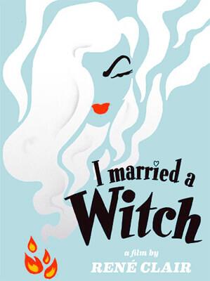 Me casé con una bruja - René Claire