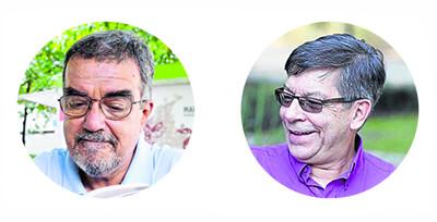 Fotos de José Guillermo Ánjel y Reinaldo Spitaletta