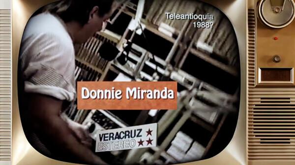 Propuesta de Michael Smith en 1988 para un programa de Veracruz Estéreo en Teleantioquia