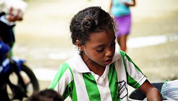 Imagen del cortometraje «Ánimas»