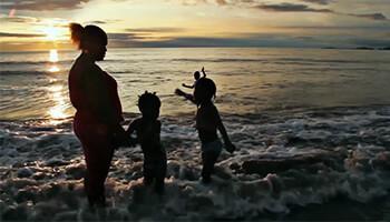 Imagen del cortometraje «Tribugá»