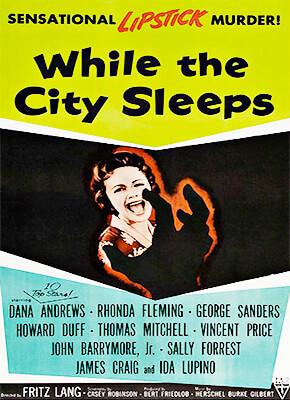 Mientras Nueva York duerme - Fritz Lang