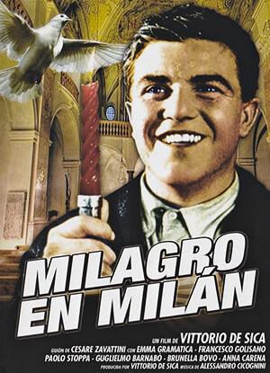 Milagro en Milán - Vittorio De Sica