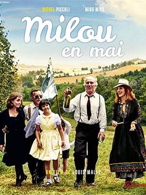 Milou en mayo - Louis Malle