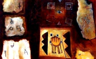 """""""Mirando a mi pueblo"""" - Por Maria Aminta Henrich Nonone"""