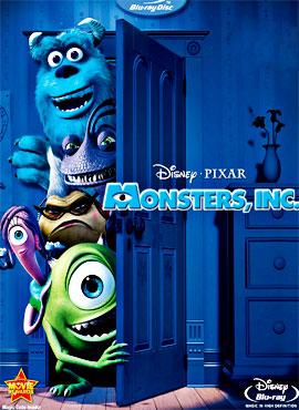 Monstruos S.A. - Pete Docter / Lee Unkrich / David Silverman