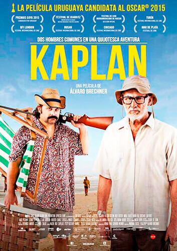 Mr. Kaplan - Álvaro Brechner