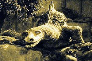 La muerte de Sigfrido - Fritz Lang