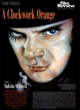 La naranja mecánica - Stanley Kubrick