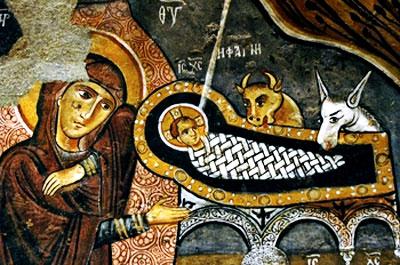 La Natividad de Jesús (Capadocia, Turquía) - Foto por Dick Osseman