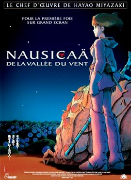 Nausicaä del Valle del Viento - Hayao Miyazaki