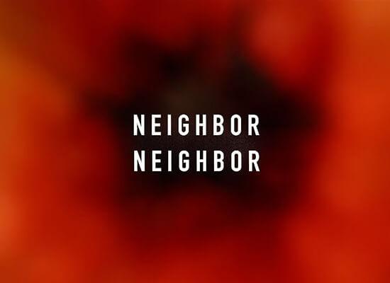 Portada del sencillo «Neighbor, Neighbor» de Bobby Gentilo, Carlos Elliot & Friends