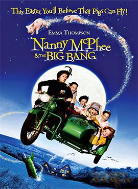 La niñera mágica y el Big Bang