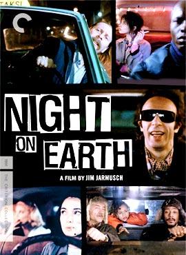 Noche en la Tierra - Jim Jarmusch