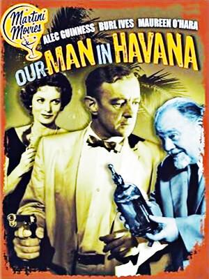 Nuestro hombre en La Habana - Carol Reed
