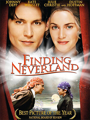 Descubriendo Nunca Jamás - Marc Forster