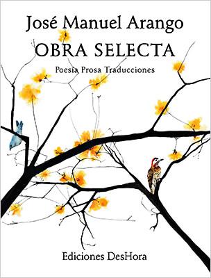 """""""Obra selecta"""" de José Manuel Arango / Ilustración © Lyda Estrada"""