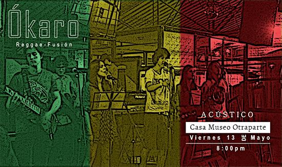 Ókaro - Reggae-Fusión