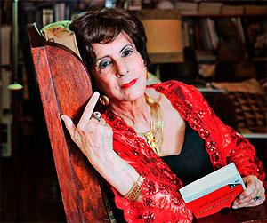 Olga Elena Mattei - Fotografía por Pilar Mejía