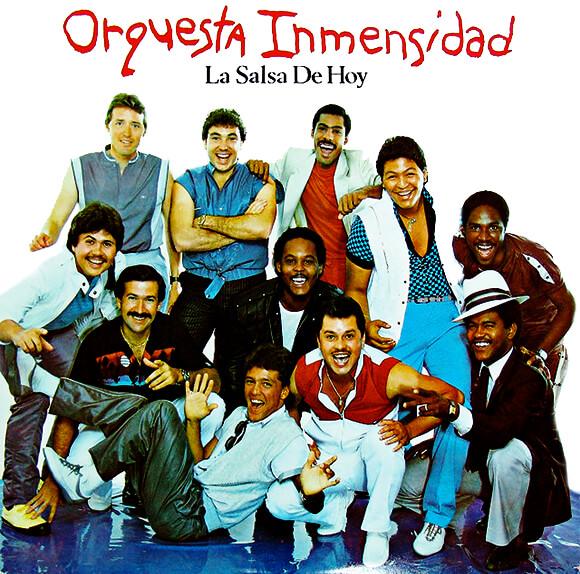 Orquesta Inmensidad - «La salsa de hoy»