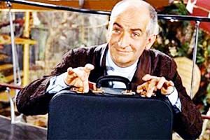 Óscar: una maleta, dos maletas, tres maletas - Édouard Molinaro